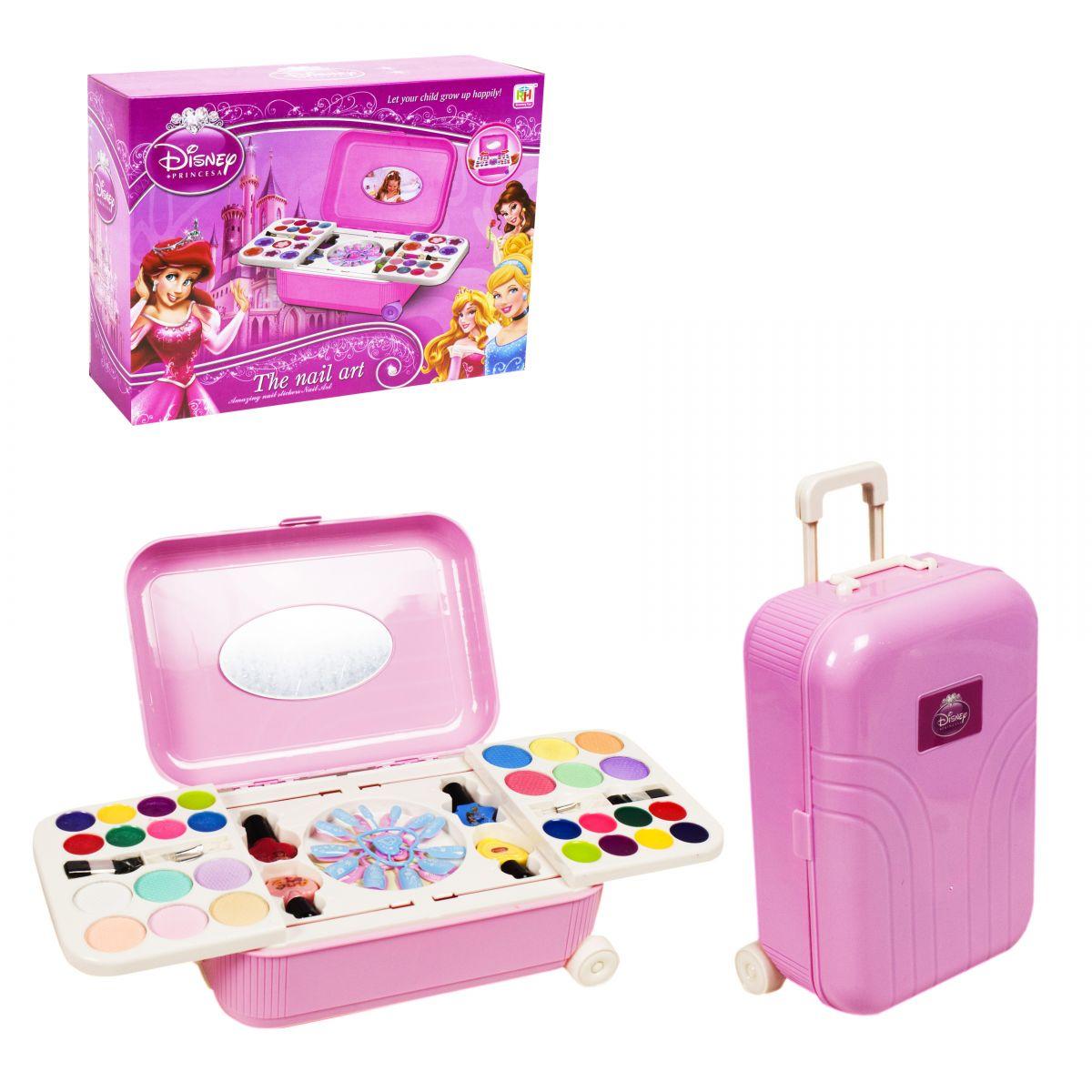 Набор декоративной косметики принцесса волшебный чемоданчик купить купить косметику astalift