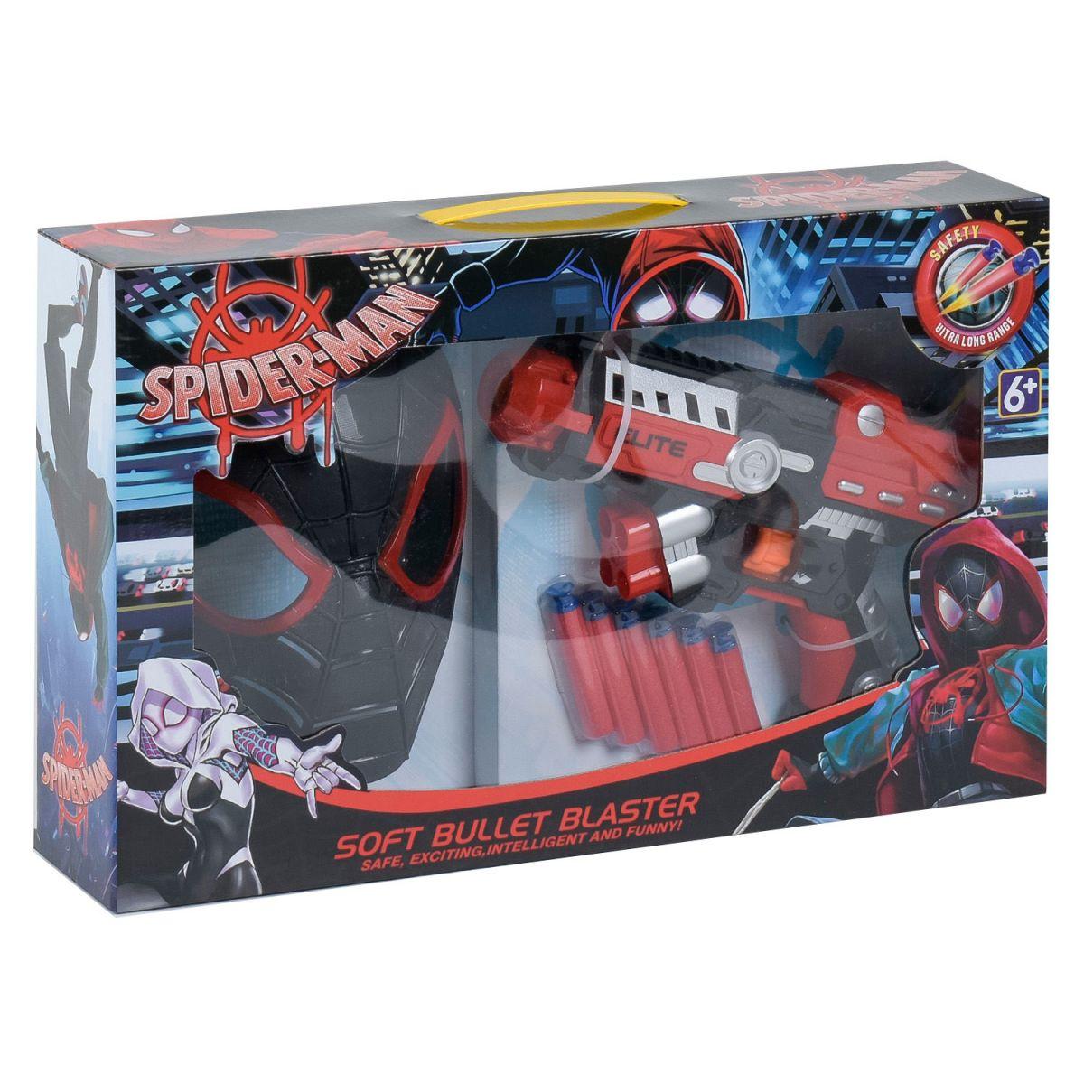 """Набор с оружием """"Человек-паук: Через вселенные"""" (SB472 ..."""