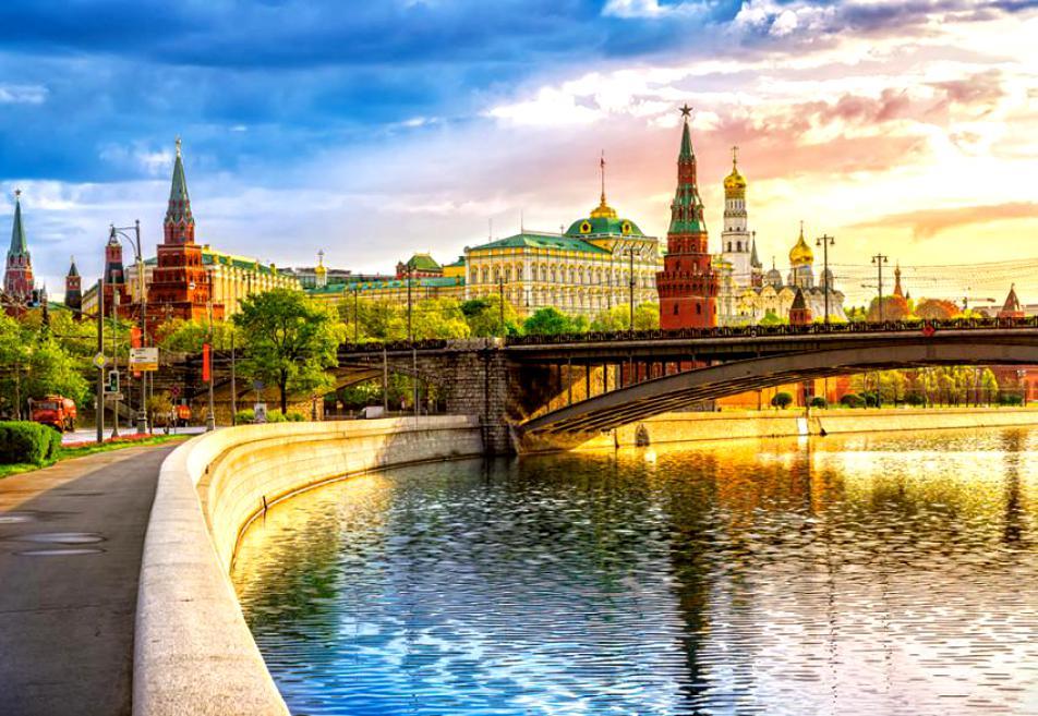 пазлы россия картинки чёрной