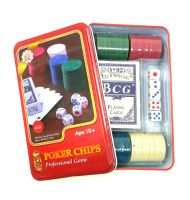 "Покерный набор ""Poker Chips Professional Game"""