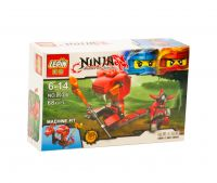 "Конструктор ""NINJAGO: Cattle"",  68 деталей"