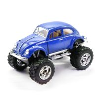 "Машинка KINSMART ""Volkswagen Beetle Off-Road"" (синяя)"