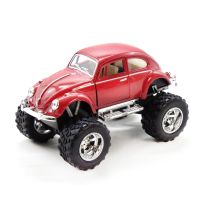 "Машинка KINSMART ""Volkswagen Beetle Off-Road"" (красная)"