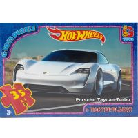 "Пазли ""Hot Wheels"", 35 ел фото"