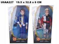 "Кукла 30см BLD031 ""Descendants"" парень 2в. кор. 20*6*33 ш. к. /72/"