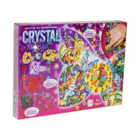 Crystal Mosaic clock арт.  CMC-01-01
